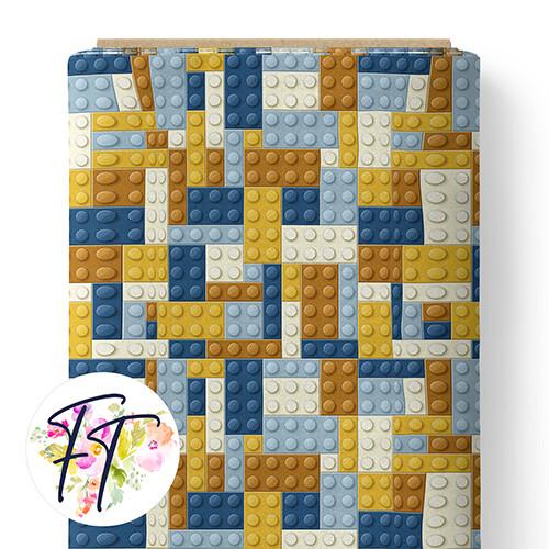 150 - Bricks Desert