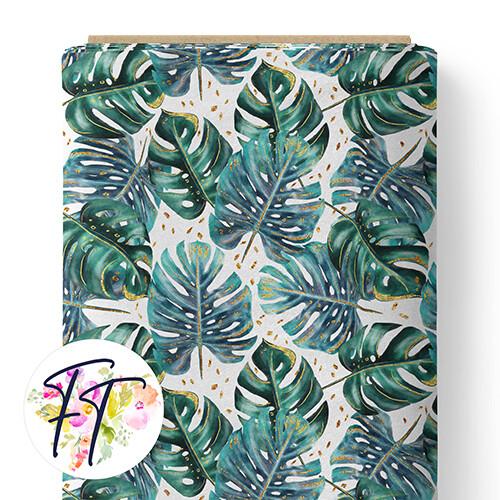 150 - Lush Palm White