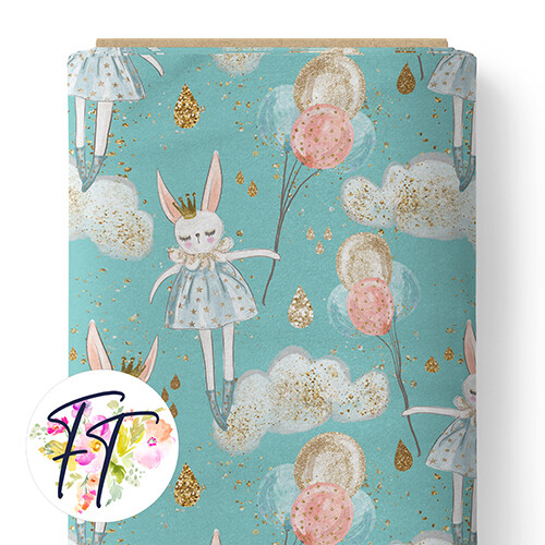 150 - Sweet Dreams Bunny Blue