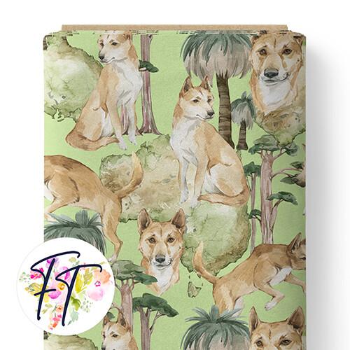 150 - Dingo Leap Green