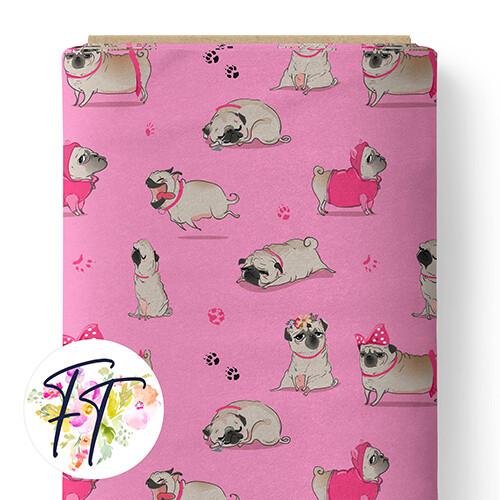 150 - Puggsy Pink