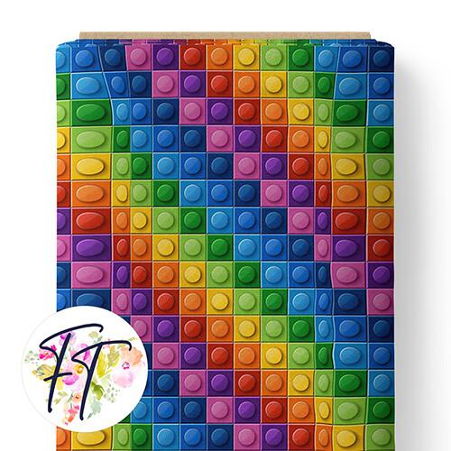 150 - Bricks Rainbow