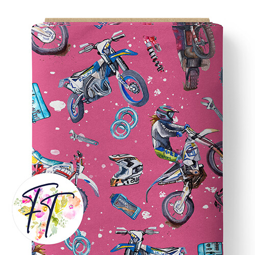 150 - Moto X Pink