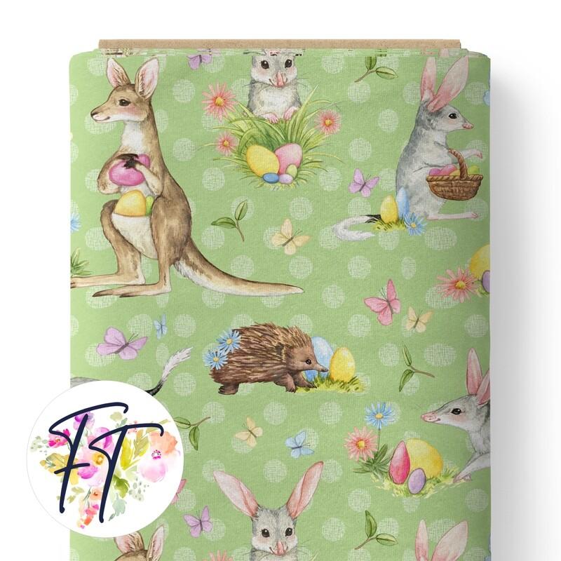 150 - Easter Bilby Green