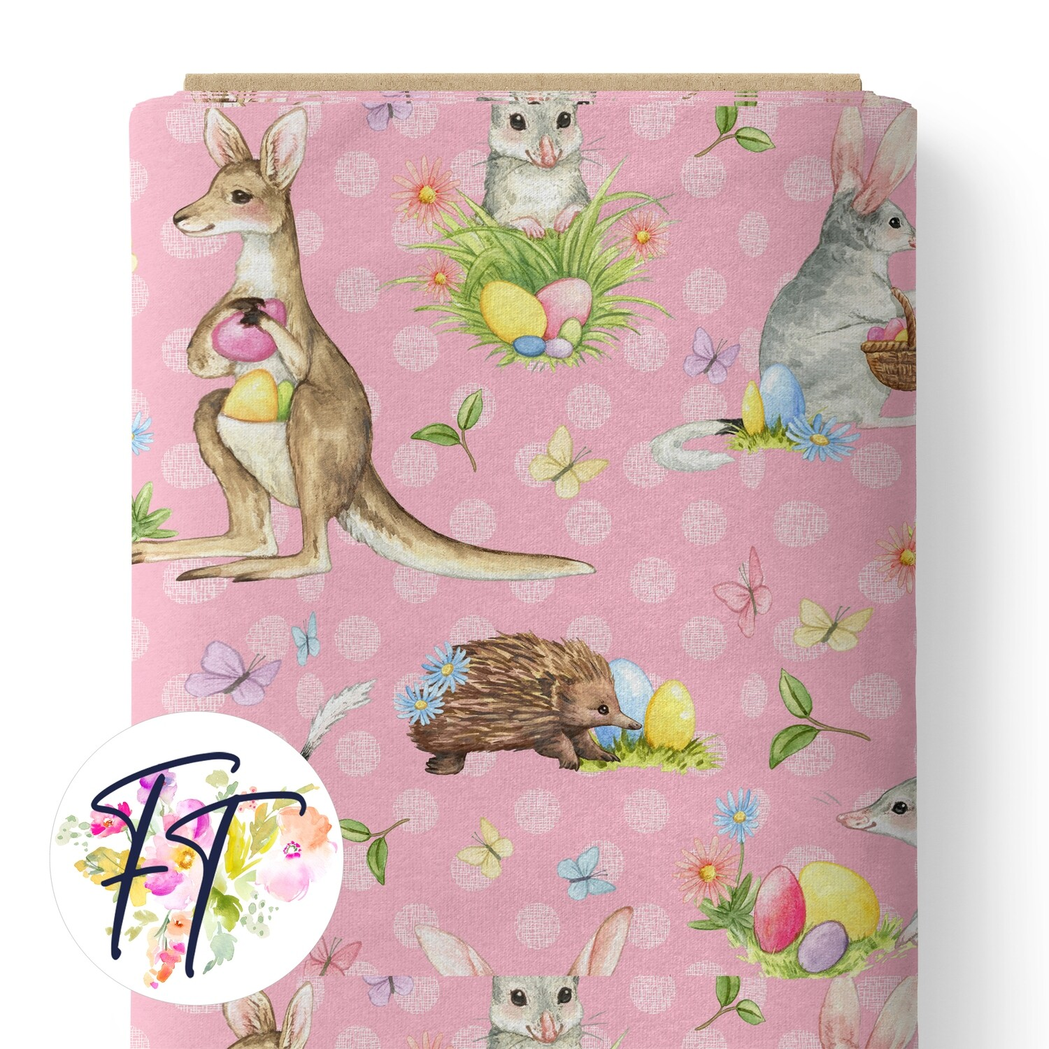 150 - Easter Bilby Pink