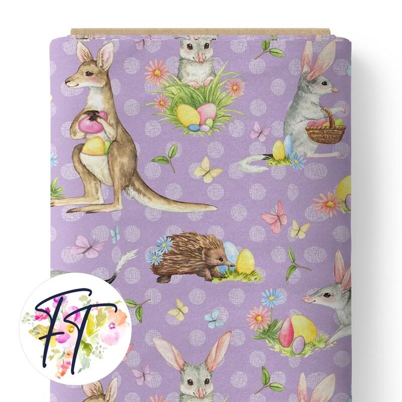 150 - Easter Bilby Purple