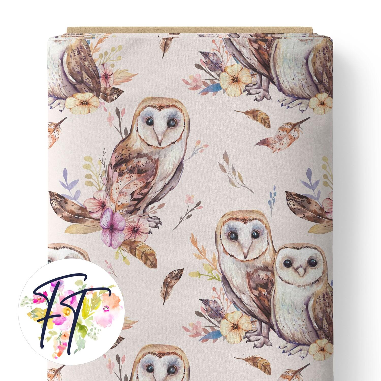 150 - Forest Owl Cream