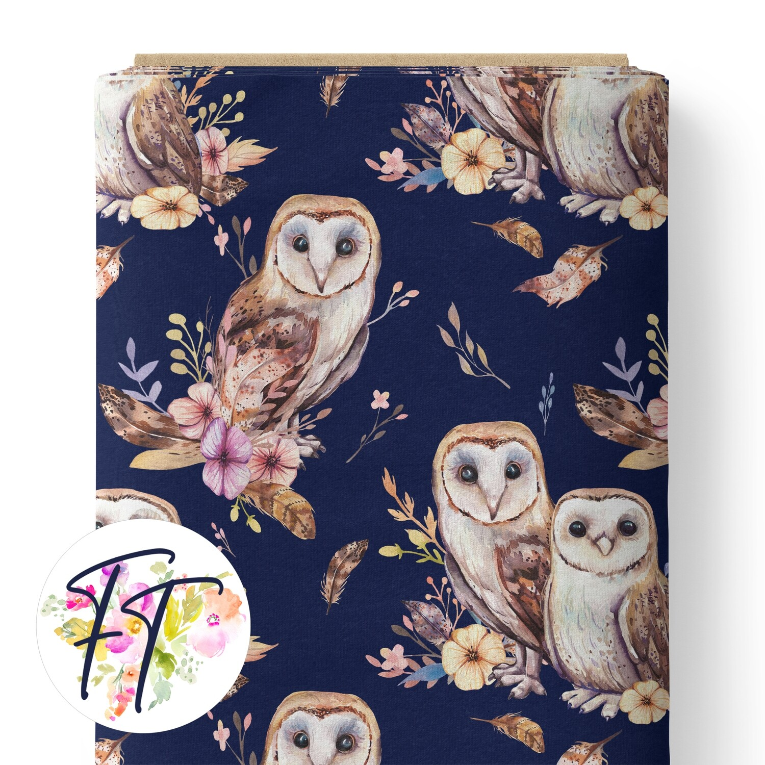 150 - Forest Owl Navy