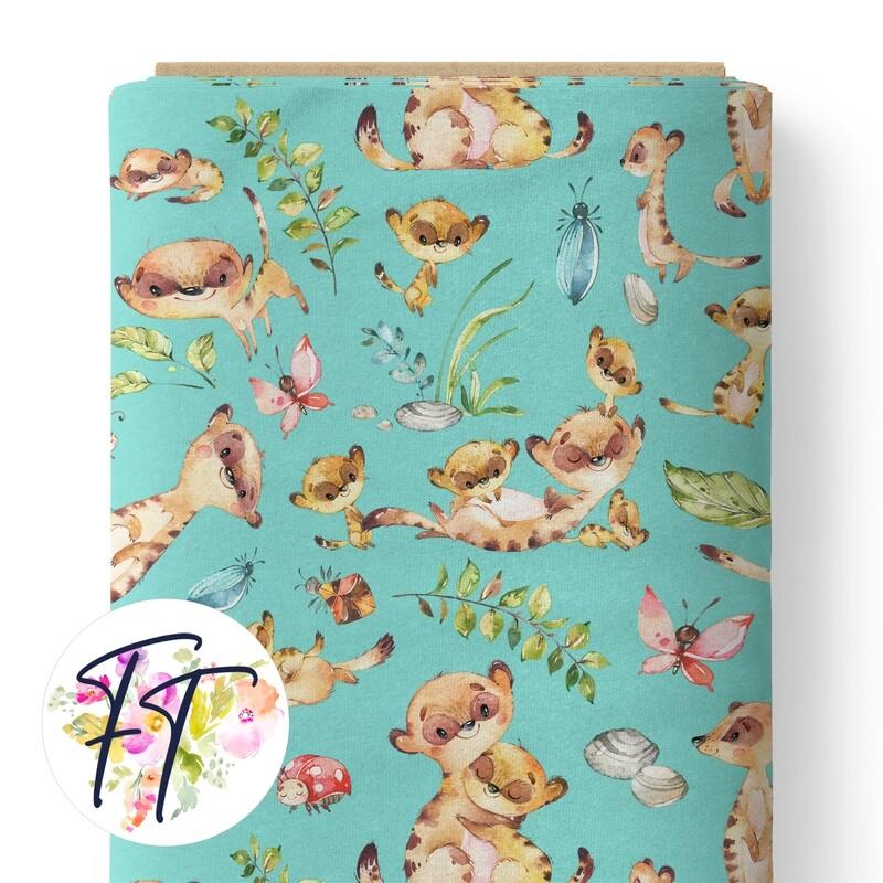 150 - Meerkat Aqua