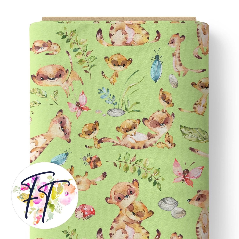 150 - Meerkat Green