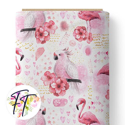 150 - Birds of Pink
