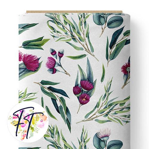 150 - Flora White