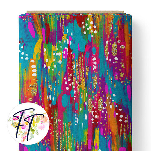 150 - Abstract Rain