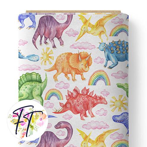 150 - Rainbow Dino
