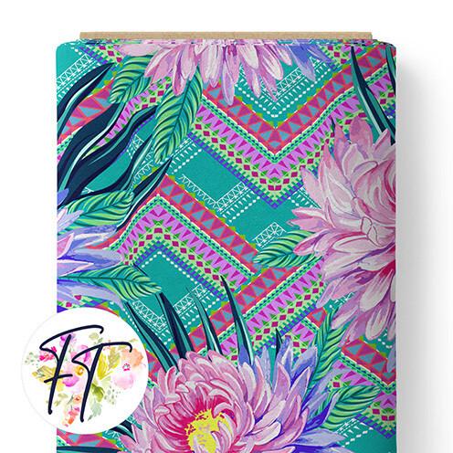 150 - Tropical Floral