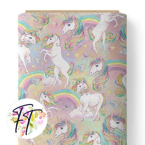 150 - Unicorn Dreams Rainbow