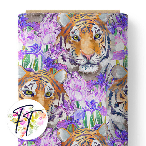 150 - Iris Tiger