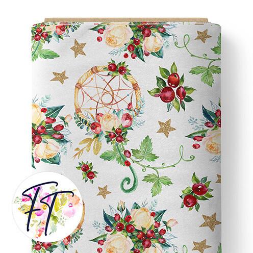 150 - Christmas Dreams White
