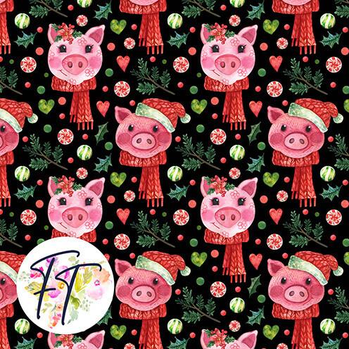 KNIT220 - Piggy Noel