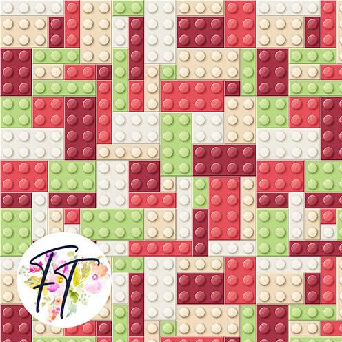 KNIT220 - Bricks Noel