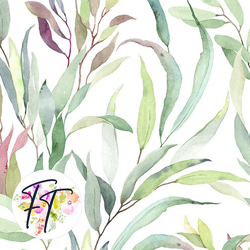 KNIT220 - Leaf Wishes