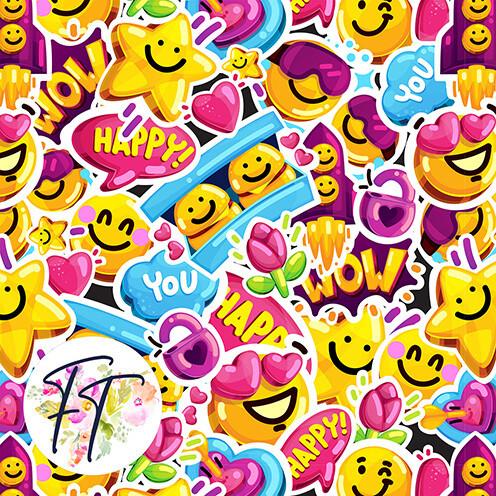 KNIT220 - Happy
