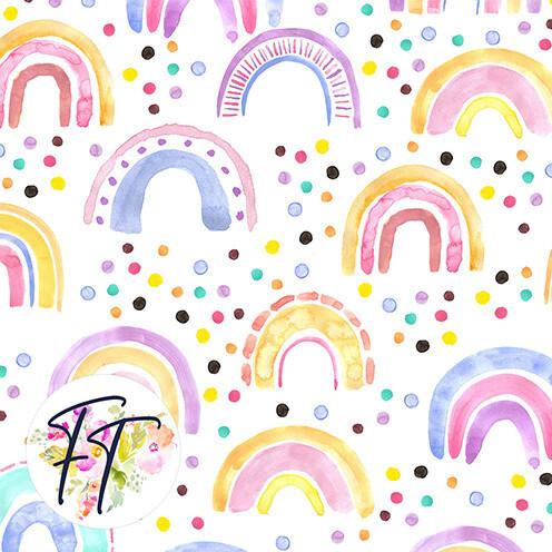 KNIT220 - Rainbow Bright