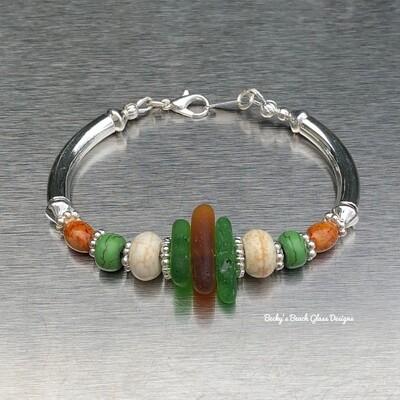 Seaglass Bracelet