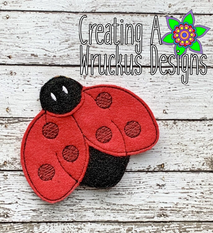 Ladybug Finger Friend
