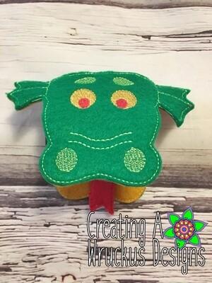 Dragon Flat Puppet