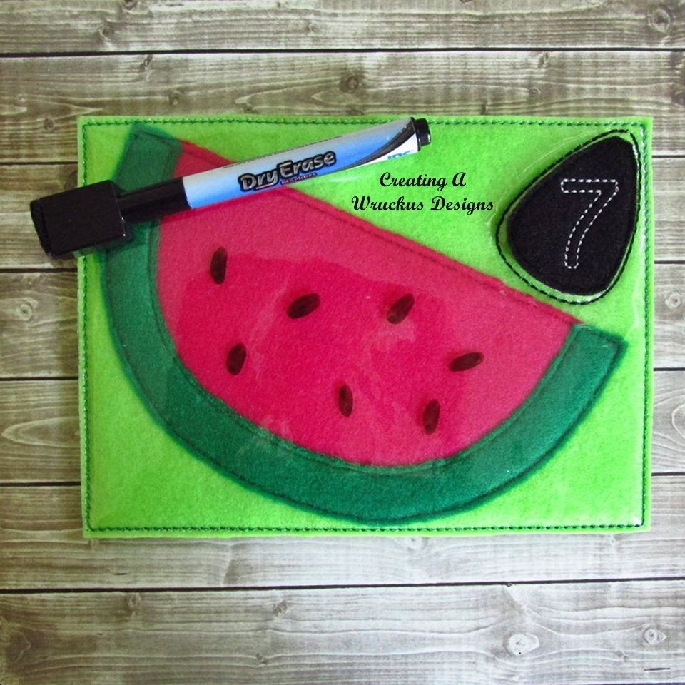 Watermelon Number Game