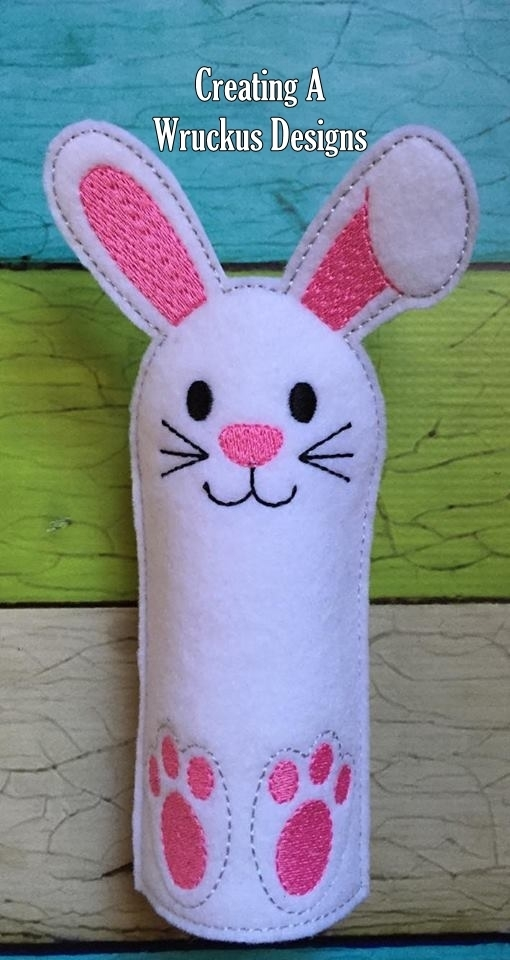 Toilet Roll Rabbit