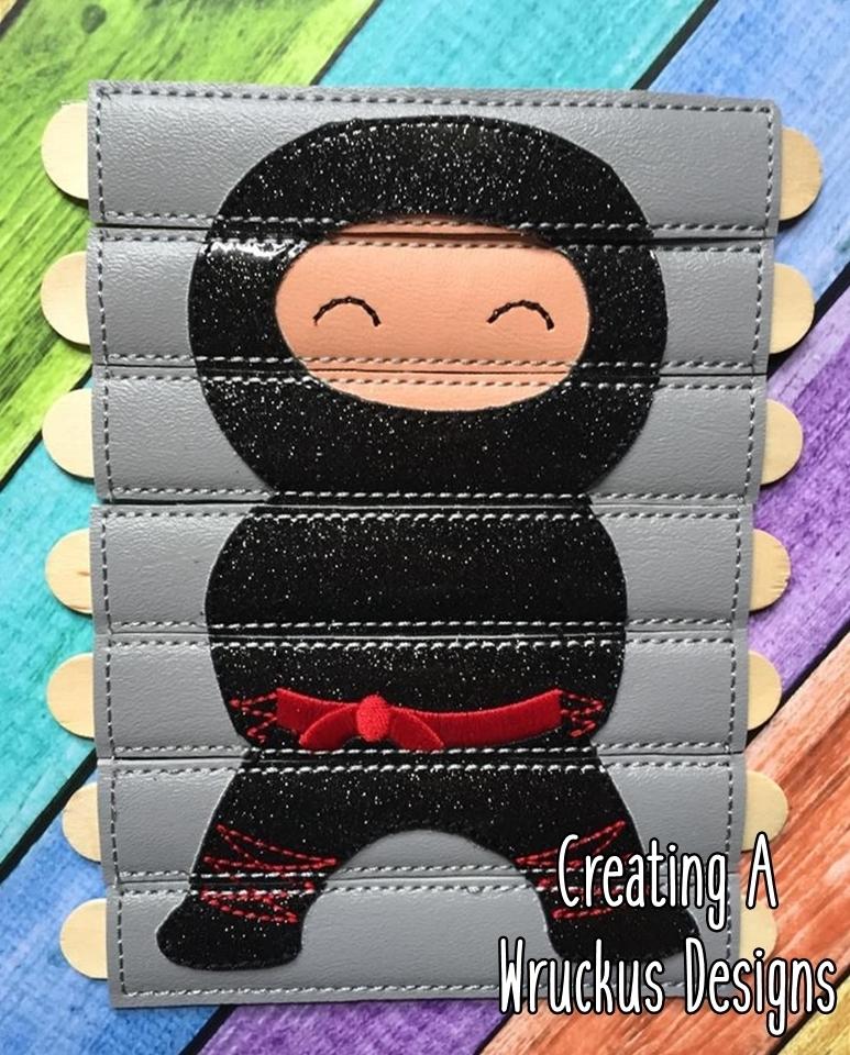 Ninja Stick Puzzle