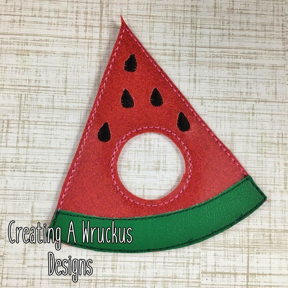 Watermelon Napkin Ring