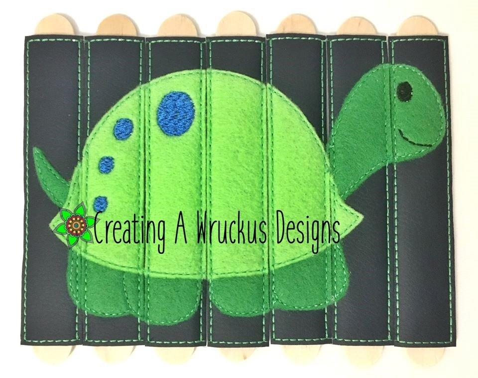 Turtle Stick Puzzle