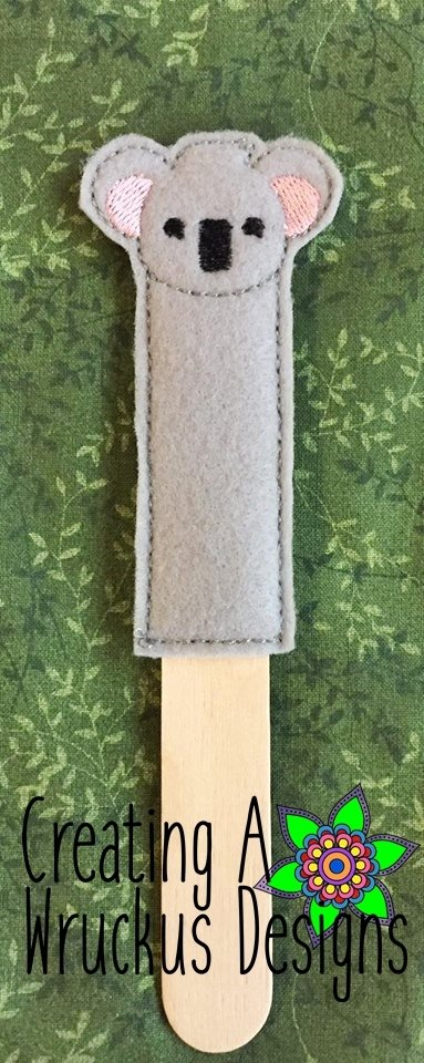Koala Stick Bookmark