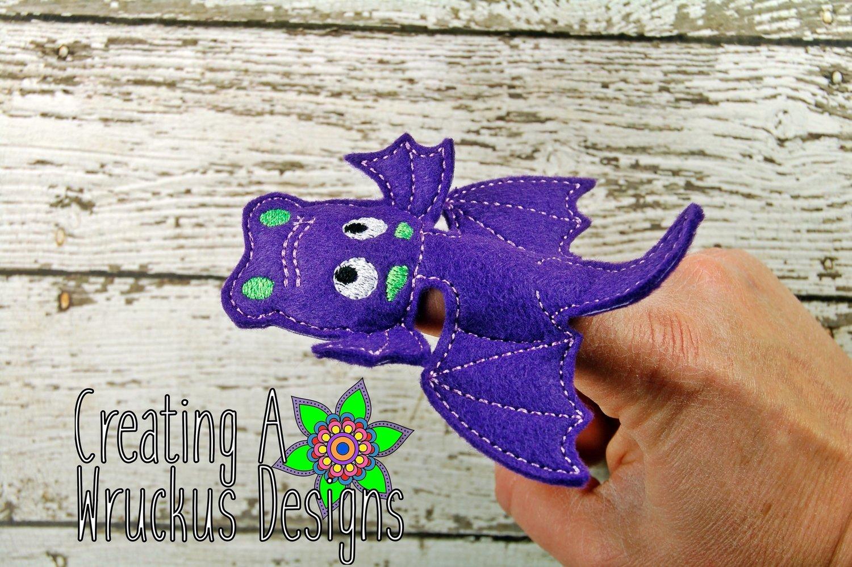 Dragon Finger Friend