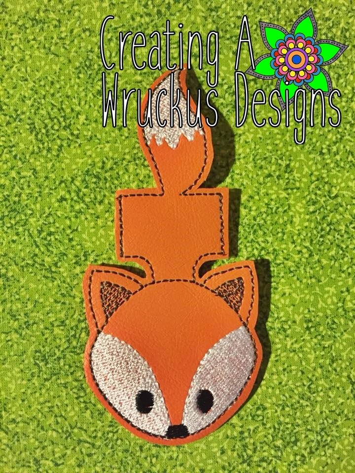 Fox Finger Friend