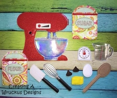 Baking Set & Utensils