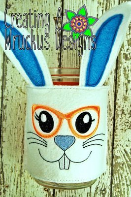 Rabbit Jar Cover