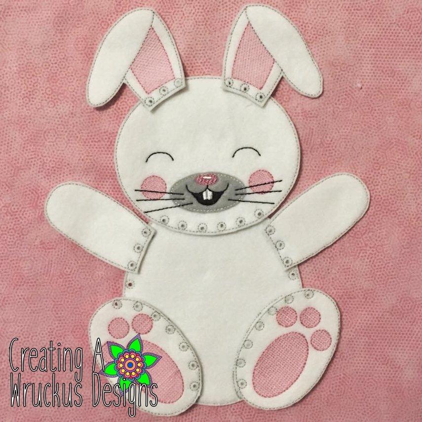 Bunny I Can Sew Set