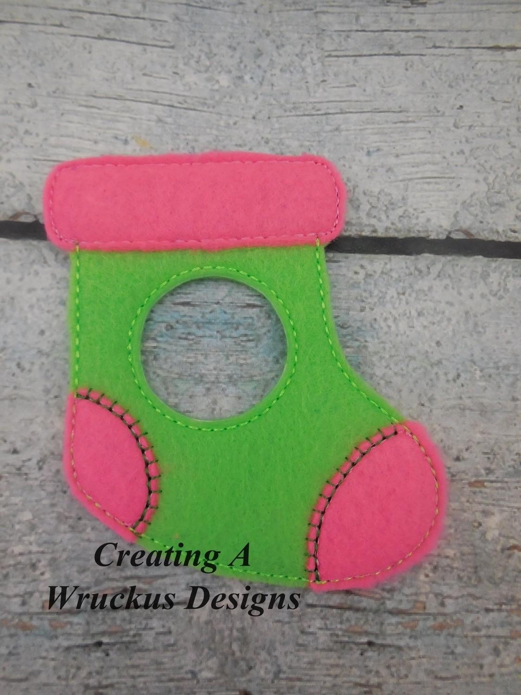 Stocking Napkin Ring