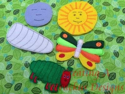 Caterpillar Story Set 3