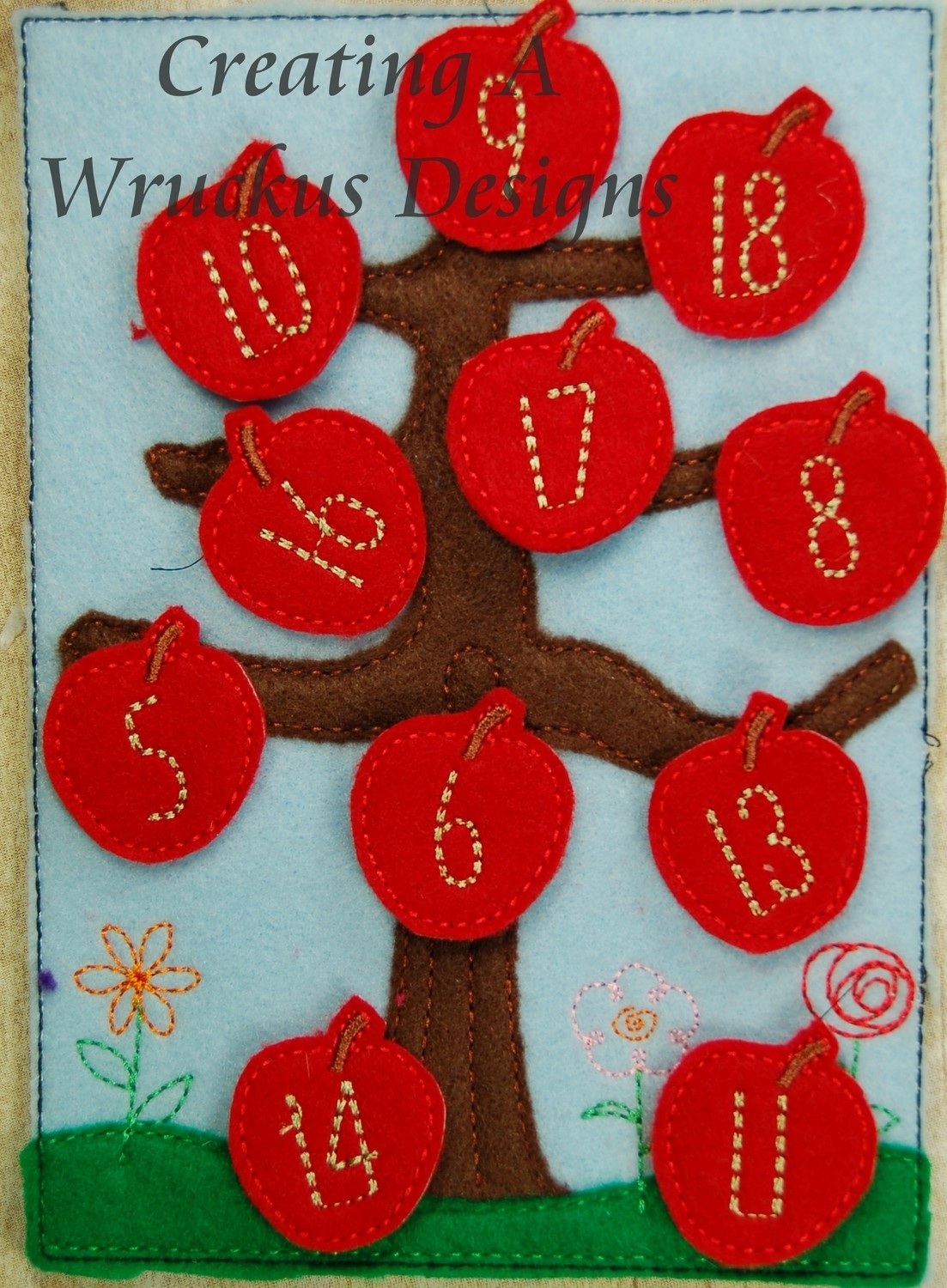 Apples in a Tree Counting