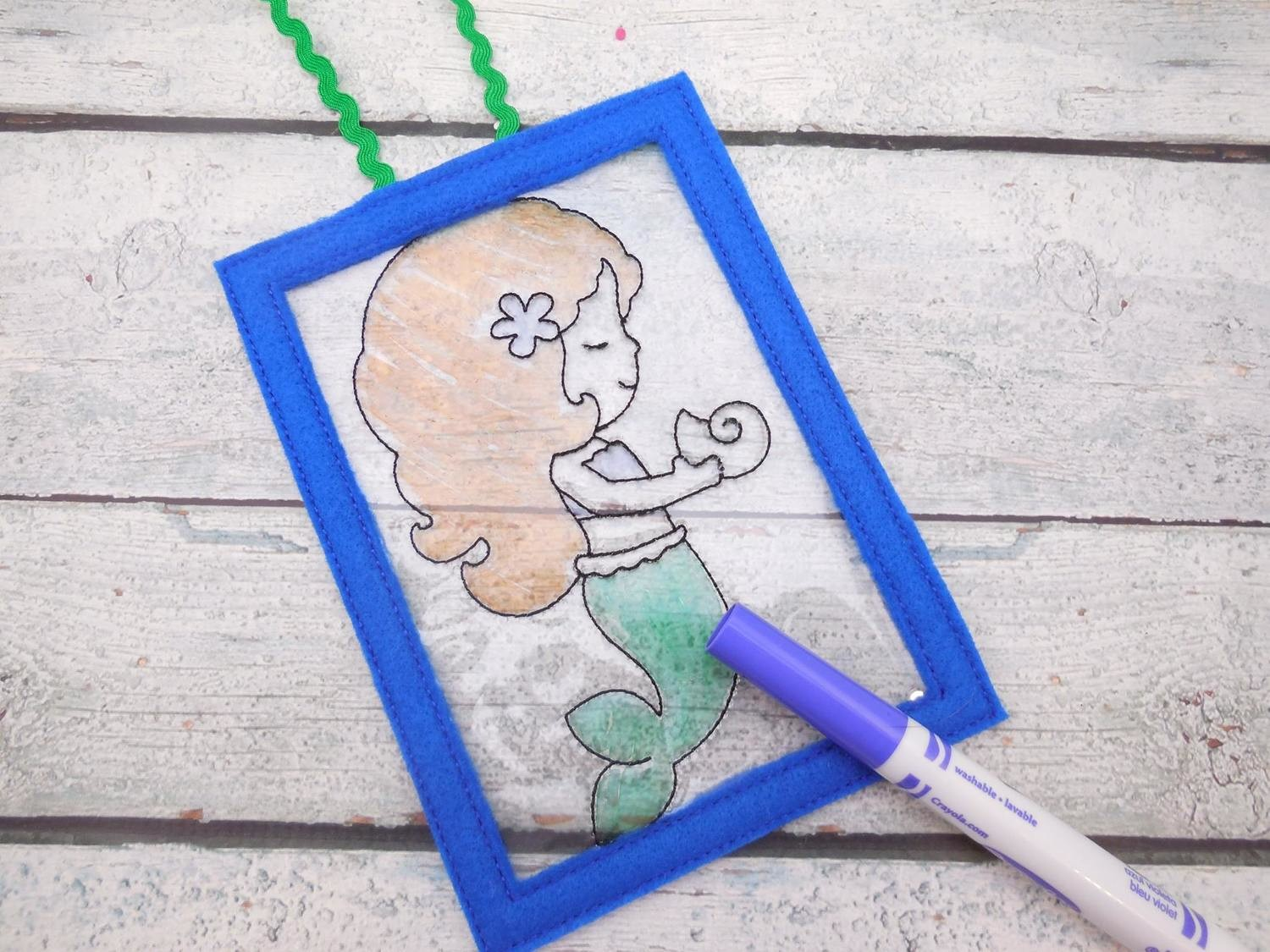 Mermaid 2 Color Catcher