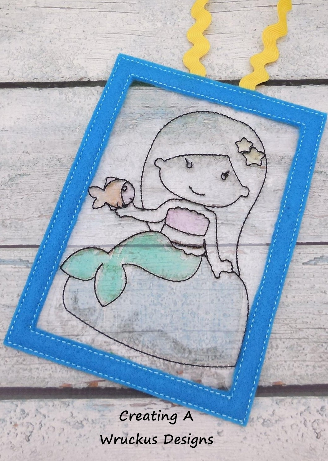 Mermaid 3 Color Catcher