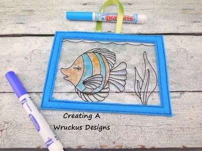 Angel Fish Color Catcher