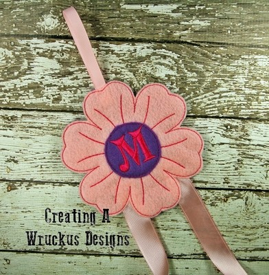Flower Bow Holder