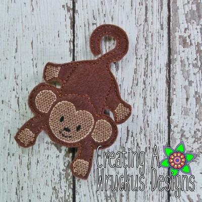 Monkey Finger Friend