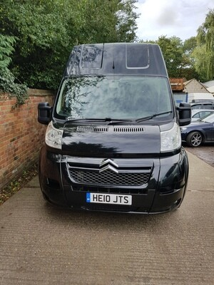 Citroen Relay 35 L4H3 HEAVY HDI 2012 ( EX MAC TOOLS VAN )